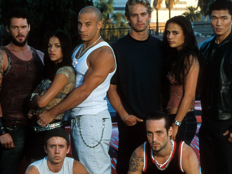 """""""The Fast and the Furious"""" Turns 15 -- See the Cast Now!"""
