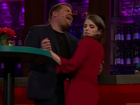 """Anna Kendrick & James Corden's """"Soundtrack to a Love Story"""" Is a Must-See!"""