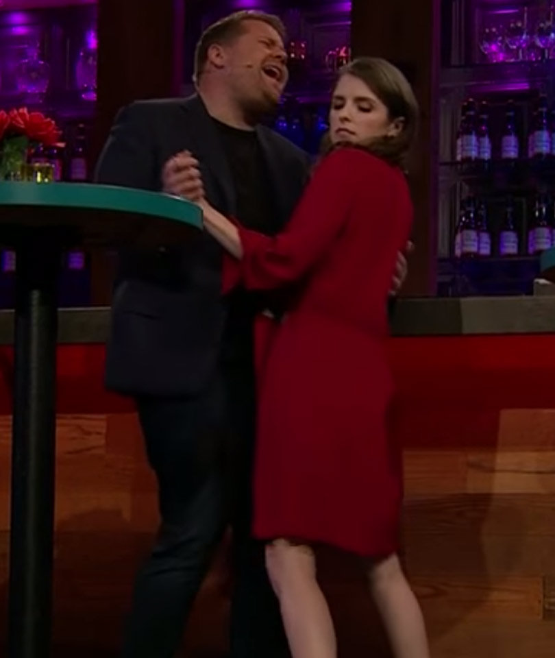 "Anna Kendrick & James Corden's ""Soundtrack to a Love Story"" Is a Must-See!"