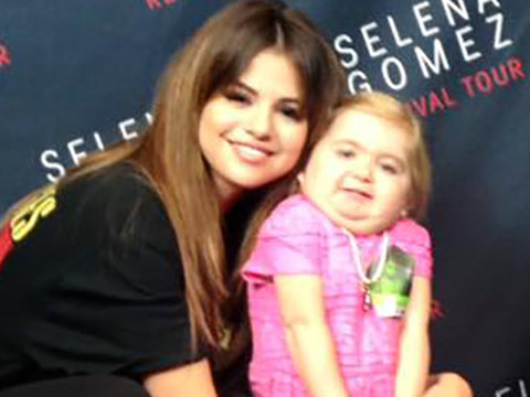 So Sweet! See Selena Gomez Dance With Special 7-Year-Old Fan Battling a Rare Disease