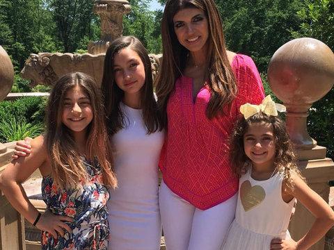 Teresa Giudice Congratulates Daughter Gabriella on 5th Grade Grad with Cute Candid