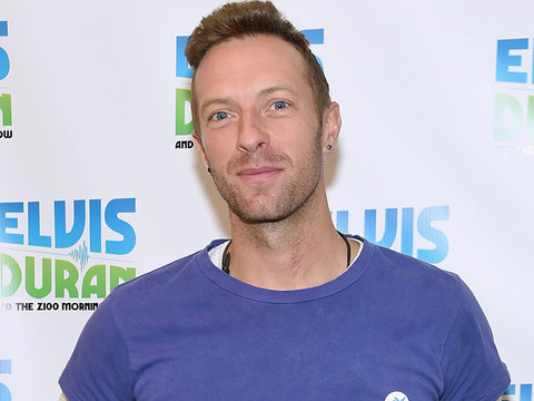 Chris Martin & Gwyneth Paltrow's Kids Join Coldplay Onstage at Glastonbury Festival