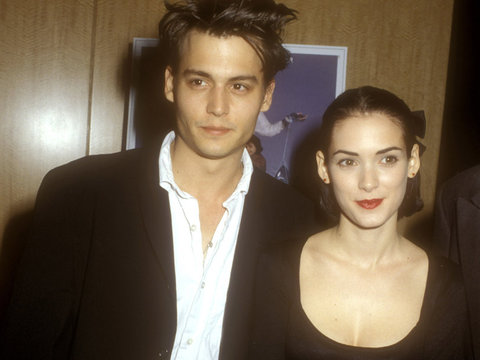 "Winona Ryder Says Ex Johnny Depp Was ""Never Abusive"" Towards Her"