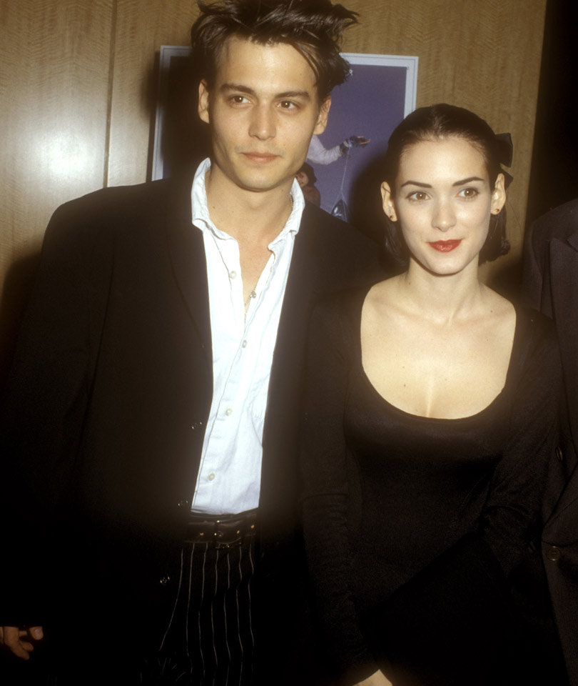 """Winona Ryder Says Ex Johnny Depp Was """"Never Abusive"""" Towards Her"""