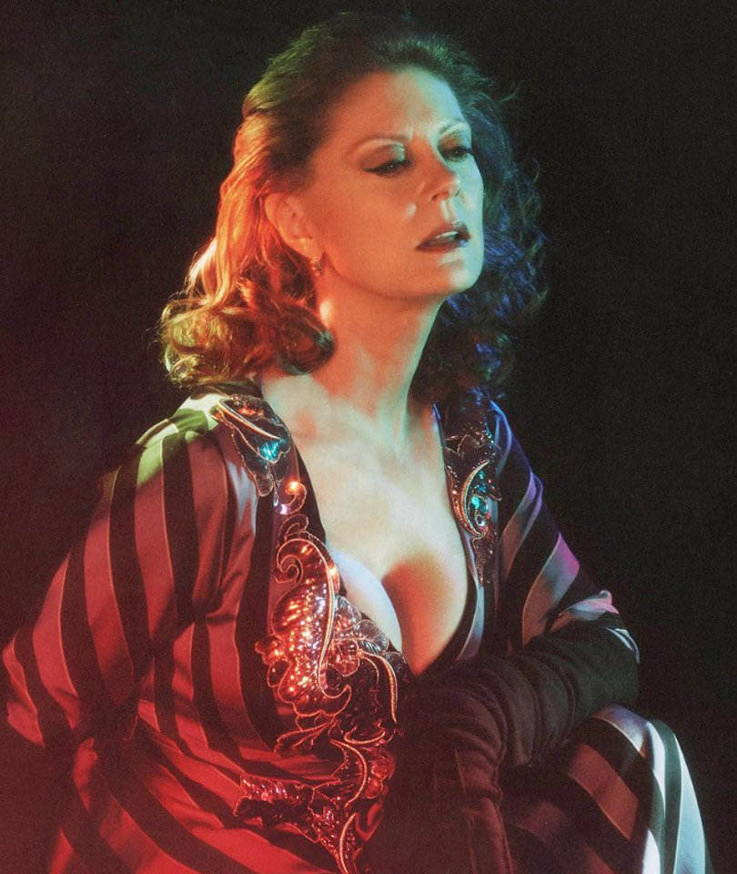 Susan Sarandon's Cleavage Steals the Show In Sexy Marc Jacobs Ad