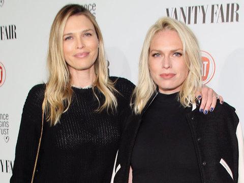 Sara & Erin Foster Slam Dad's Ex-Wife Yolanda Hadid