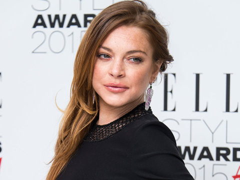 Lindsay Lohan Reflects on Troubled Past -- Any Regrets?!