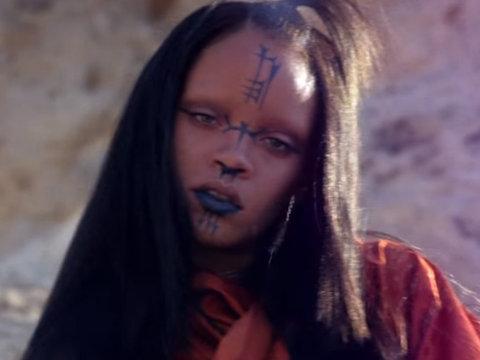 "Rihanna Drops Trippy New Music Video For ""Sledgehammer"""