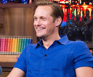 Are There Wedding Bells Ringing for Alexander Skarsgard & Alexa Chung?