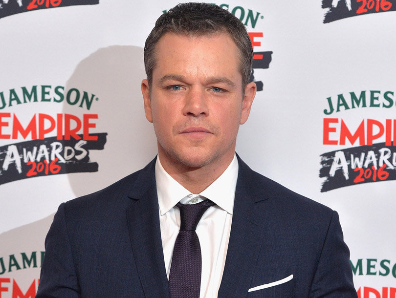 "Matt Damon Goes Full ""Jason Bourne"" to Prank Strangers"