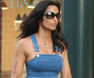 Padma & Heidi Klum Both Ditch Shirts In Overalls -- Who Did It Better?