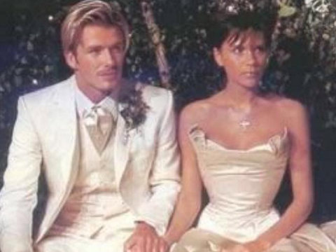 David Beckham Shares Epic Throwback Pic & Sweet Message on 17th Wedding Anniversary