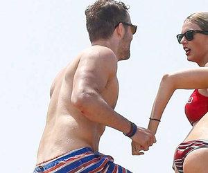 Ryan Reynolds Shows Off Crazy Leg Tattoos During July 4th Getaway With Blake…