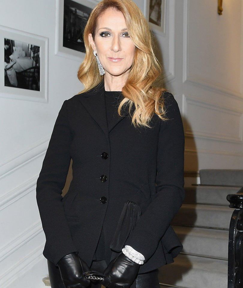 Celine Dion Crushes It at Dior's Haute Couture Show In Paris