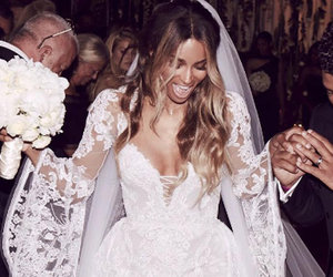 Ciara & Russell Wilson Are Married -- See the Dress!