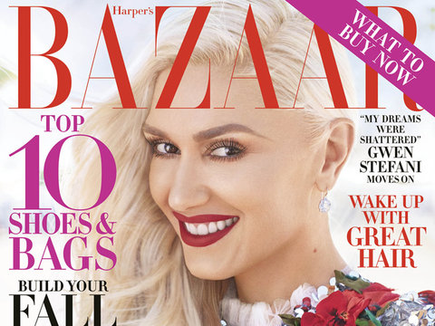 """Gwen Says Her """"Dreams Were Shattered"""" During Divorce"""