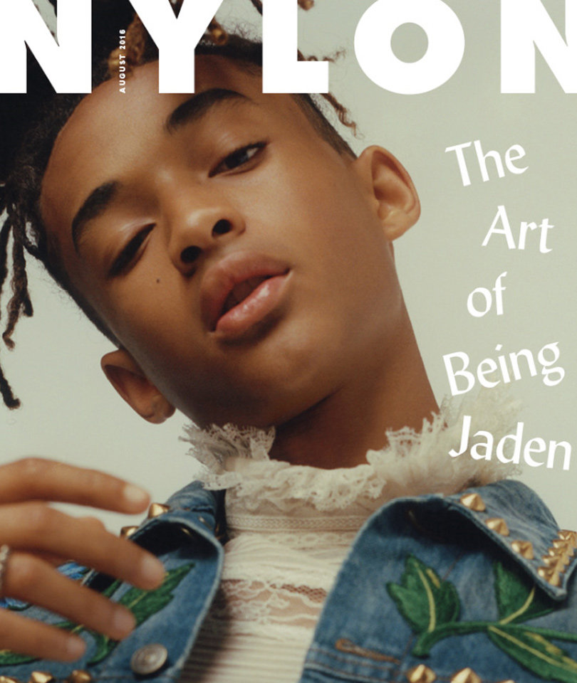 Jaden Smith DGAF About What You Think of Him