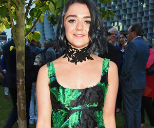 Maisie Williams Goes to the Dark Side -- Dig the 'Do?