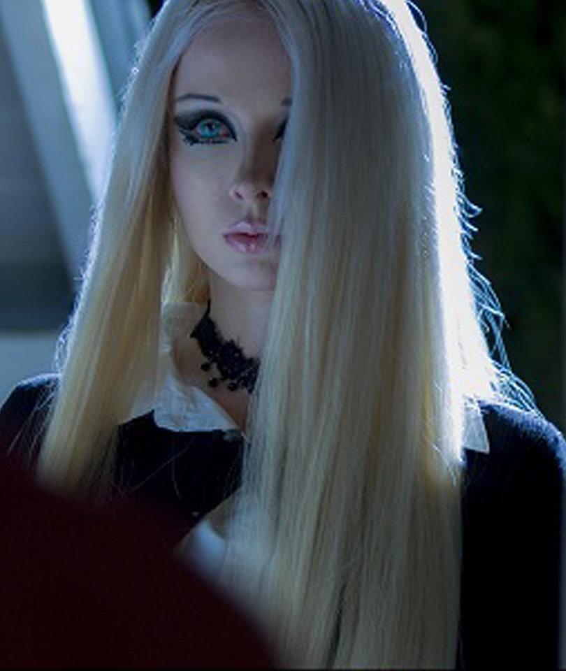 Learn Crazy Story Behind Human Barbie's Horror Flick!
