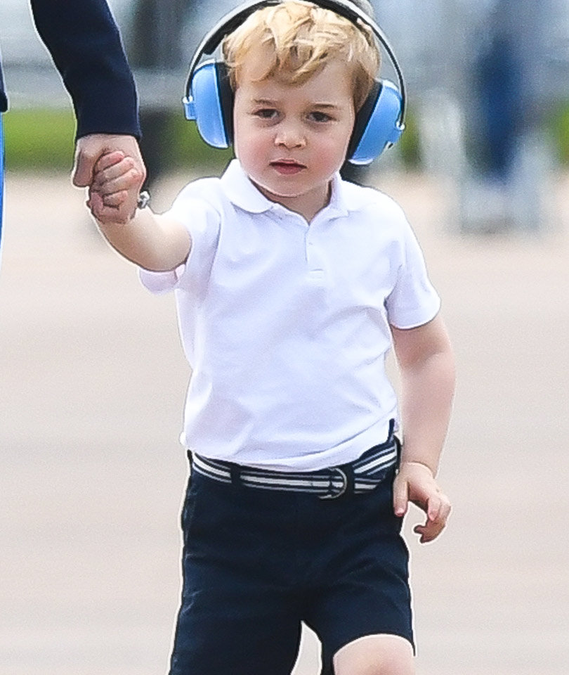 These New Prince George Photos Are Just Adorable!