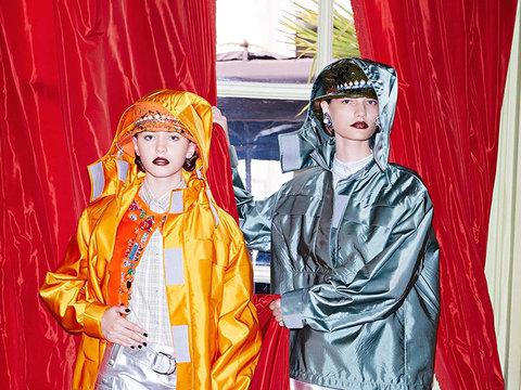 Jude Law's Daughter Iris, 15, Makes High Fashion Debut For Miu Miu