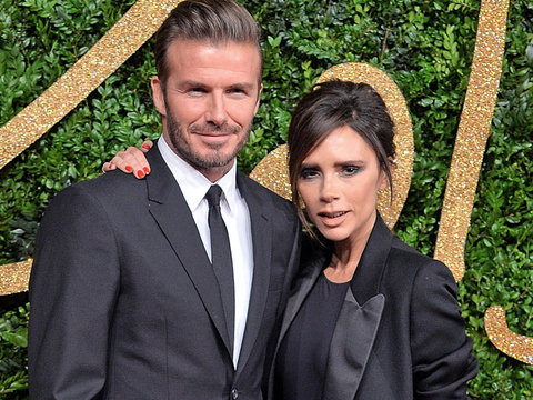 David and Victoria Beckham Share Sweet Photos of Daughter Harper on Her 5th Birthday
