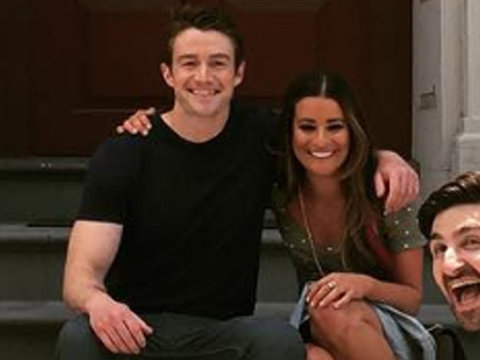 Lea Michele & Robert Buckley Split -- See More Co-Workers Who Couldn't Make It Work!