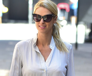 """Nicky Hilton Steps Out After Baby, Says Daughter Lily-Grace Is """"Best…"""