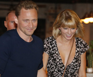 Hiddleston Grilled About Taylor In VERY Awkward TV Interview