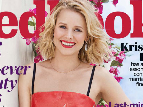 Kristen Bell Talks Battle with Depression ... and Smelling Like Urine