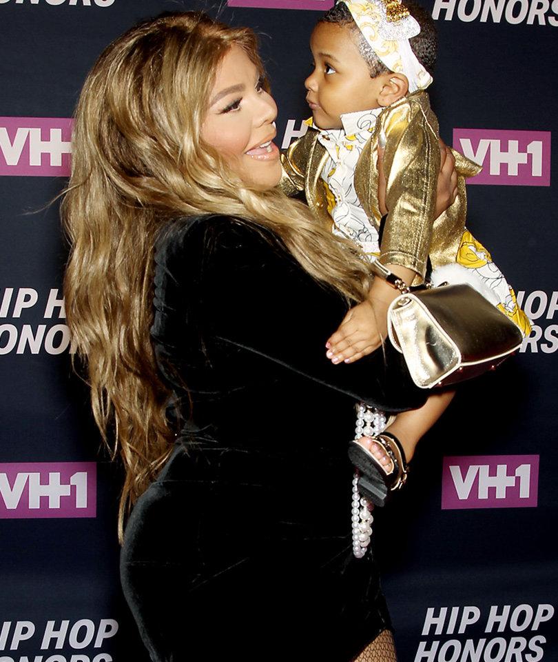 Lil' Kim's Daughter Makes Red Carpet Debut