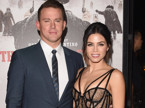 Channing & Jenna Dewan-Tatum Celebrate 7-Year Wedding Anniversary With Sweet Snaps