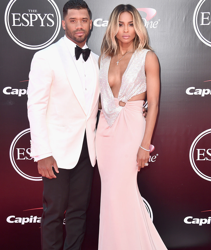 2016 ESPYs Red Carpet -- See Ciara's Wedding Band!