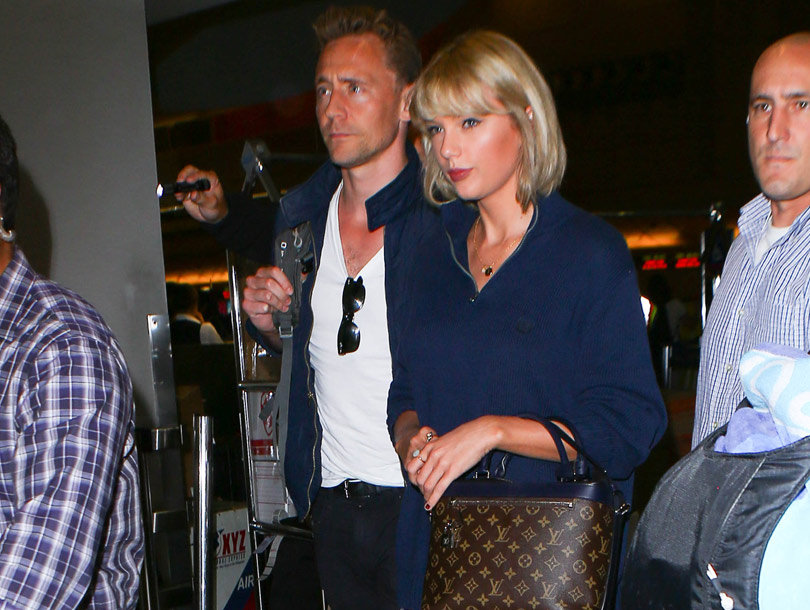 "Hiddleston: Swift Relationship Is ""Not a Publicity Stunt"""