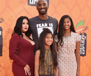 Kobe & Vanessa Bryant Do Rare Red Carpet with Daughters