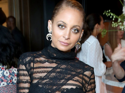 """Nicole Richie Flashes Skin at """"Style Code Live"""" & More Hot Hollywood Photos"""