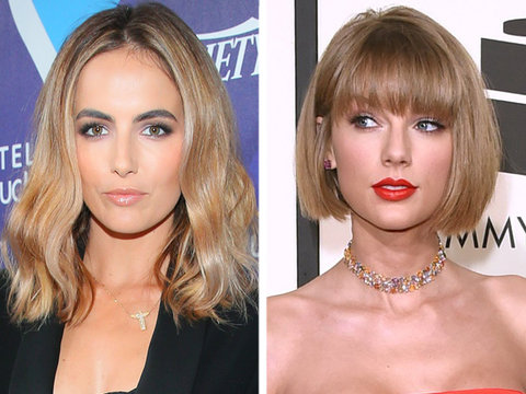 "Camilla Belle Suggests Taylor's Feud with Kim Is ""Karma"""
