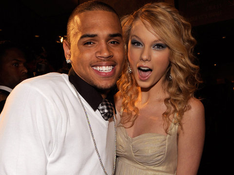 Brown on Taylor/Kim Feud: Make Music & Shut the F--- Up!