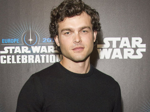Alden Ehrenreich Officially Named New Han Solo at Star Wars Celebration