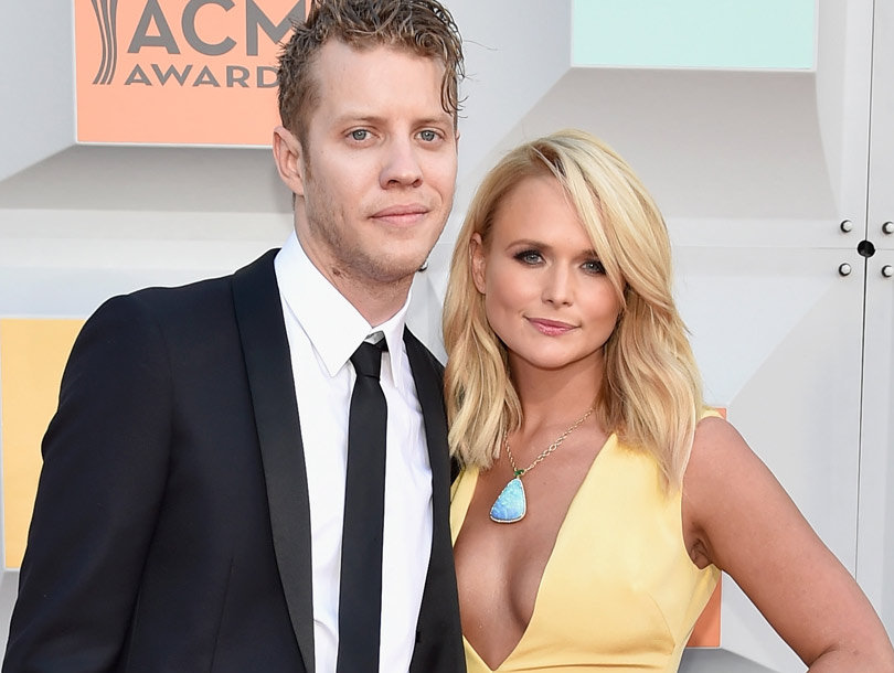 Miranda Lambert Wishes Anderson East a Happy Birthday With a Sweet Smooch