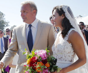Kevin Costner's Daughter Annie Looked Gorgeous on Her Wedding Day