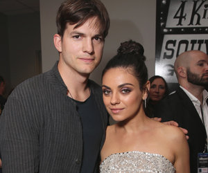 Mila Kunis Says Relationship with Ashton Kutcher Started with Casual Sex