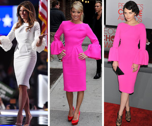 Melania Trump vs Kelly Ripa vs Ginnifer Goodwin