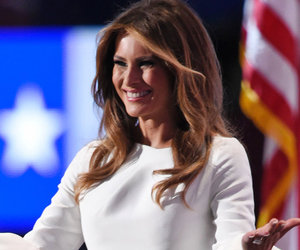 Whoops ... Did Melania Jack Another Star's Style Too?
