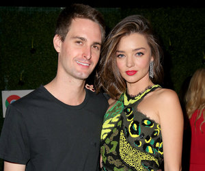 Miranda Kerr Engaged to Snapchat Founder -- See the Ring!