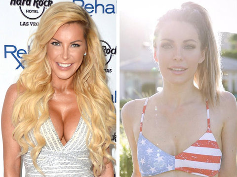 "Crystal Hefner Removes ""Poisonous"" Breast Implants"