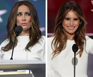 Laura Benanti Hilariously Spoofs Melania Trump's Speech