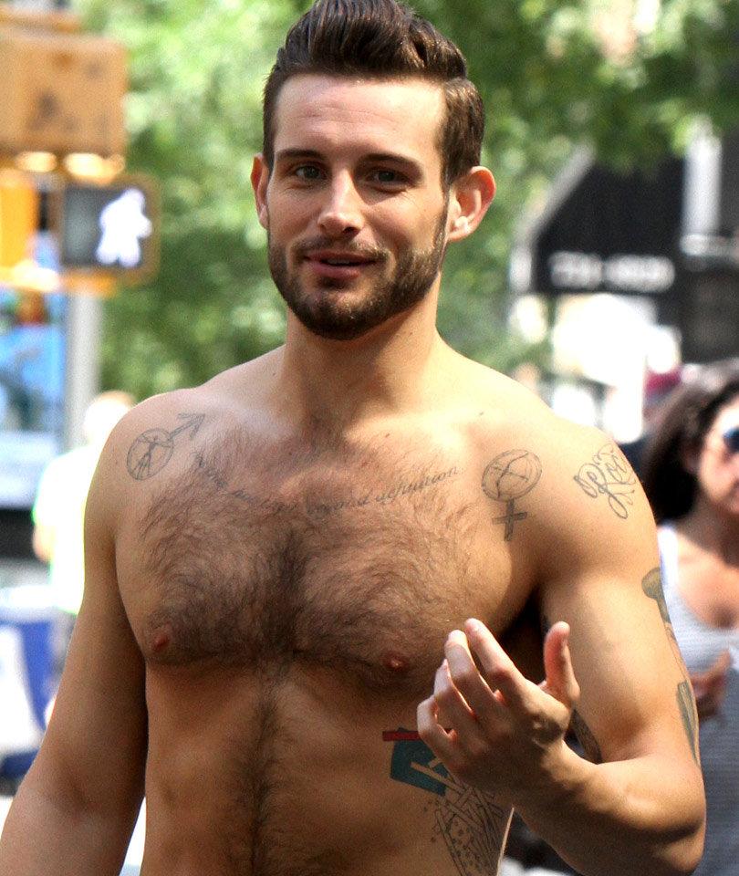 Hump Day Treat! Nico Tortorella's Our Man Crush Everyday!