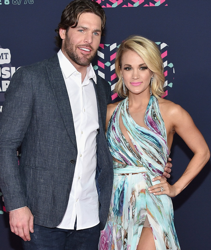 See Adorable New Pic of Carrie Underwood's Son Isaiah!
