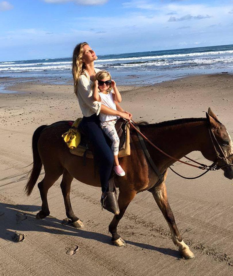 Tom Brady Wishes Gisele Bundchen a Happy 36th Birthday with Sweet Post